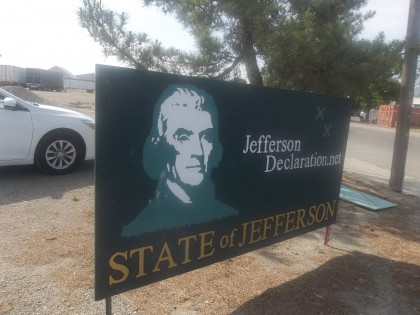 Declaration of Independence by the People of the Free State of Jefferson (2013)