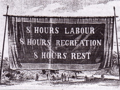 Declaration of Interdependence by the Socialist Labor Party (1895)