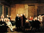 Declaration of Independence — Reported Draft, Submitted by Committee of Five to Second Continental Congress  (1776)