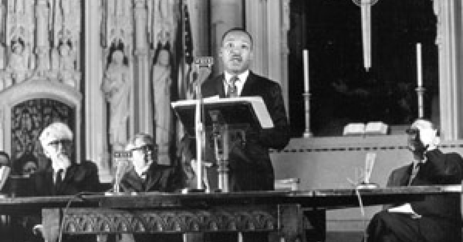 the role of mass media to the life of martin luther king