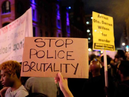We seek independence from Police Brutality