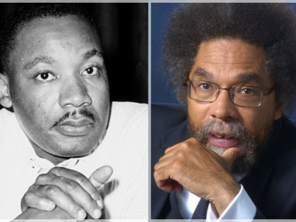 Dr. Cornel West  —  Why Dr. Martin Luther King Considered the Declaration of Independence a Great Moral Event