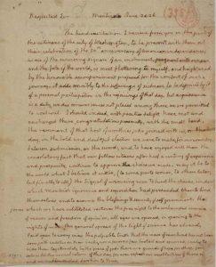 Jefferson's Declaration about Our Declaration